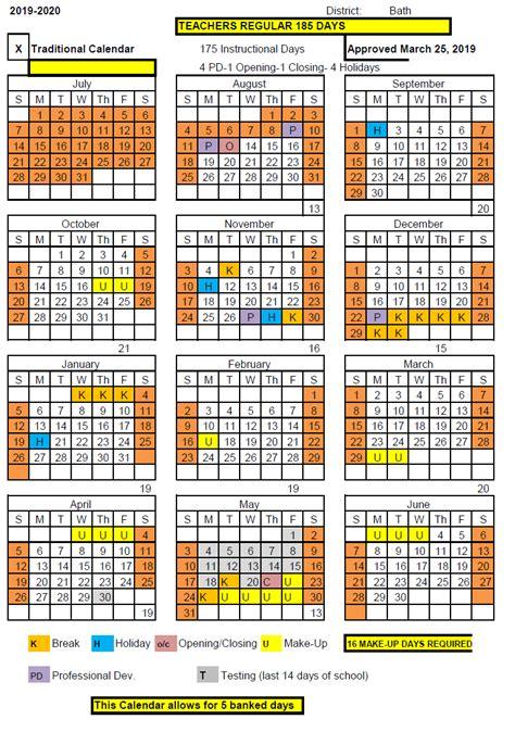 bath county schools calendar publicholidaysus