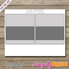 Bar Wrapper Template Publisher by Free Downloads Microsoft Publisher Bar Wrappers And