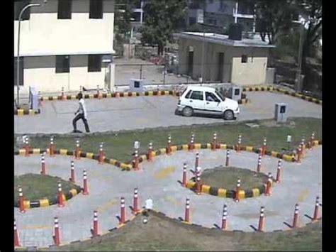 demo  lmv car driving test  gandhinagargujarat