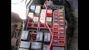 Ford F 150 Fuse Box Location