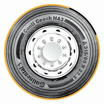 Ha3 Coach Tires Continental Conti Spinner Tire