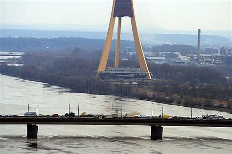 Rīgas tilti. - Spoki