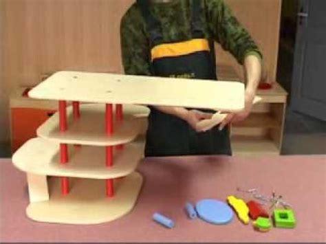 wooden toy wooden garage gavi youtube