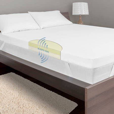 mattress topper walmart serenity 4 quot true support mattress topper walmart