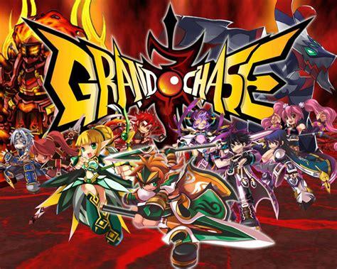 grand chais de обзор онлайн файтинг аниме игры grand
