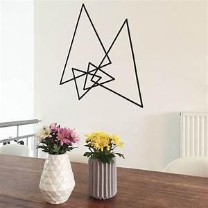 Wandgestaltung Mit Klebeband : living washi tape ideas pinterest wanddeko klebeband und deko ~ Markanthonyermac.com Haus und Dekorationen