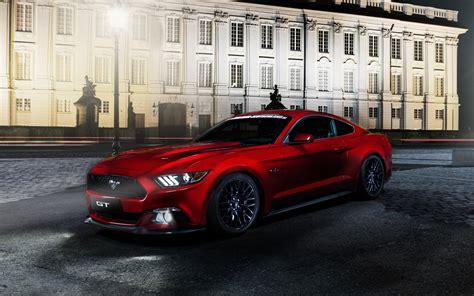 Ford Mustang Gt 2015 Wallpaper