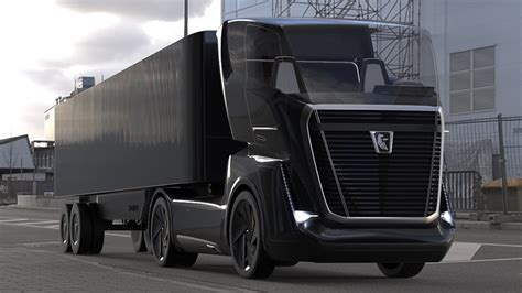 kamaz future vision truck concept youtube