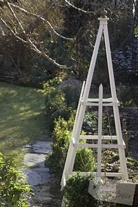Rankhilfe Für Zimmerpflanzen : rosenkavalier ein obelisk aus holz selbst gebaut obelisk holz anleitung garten ~ Yasmunasinghe.com Haus und Dekorationen