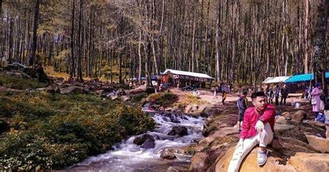 wisata alam terbaru batu lempar gunung godog garut