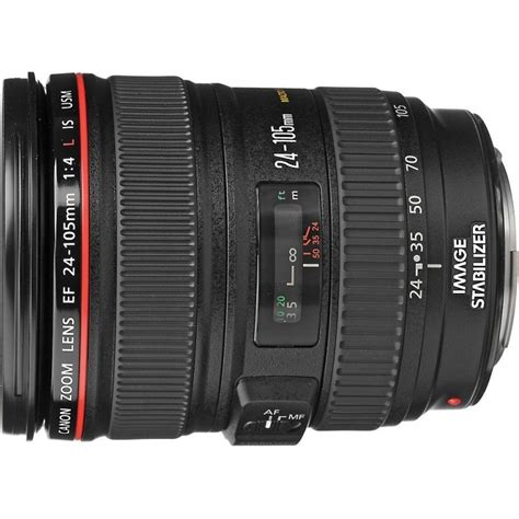 canon ef 24 105mm f 4 0l is usm lenses photopoint