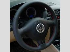 VW Golf Mk4 Leather Steering Wheel Cover – BMACVAGS