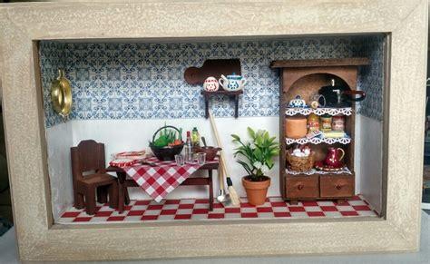 quadro cen 225 miniatura cozinha r 250 stica r 189 00 em mercado livre