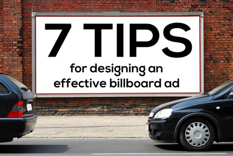 Billboard Ads  Tips For Designing An Effective One Avalon