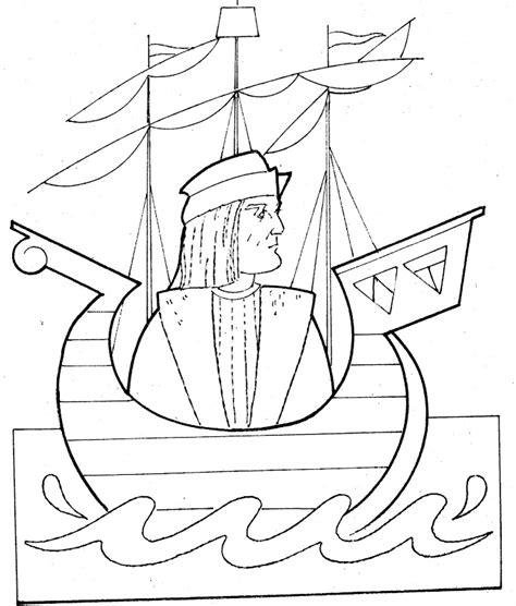 Barcos De Cristobal Colon Dibujos by Dibujos Para Colorear Crist 243 Bal Col 243 N Descubrimiento