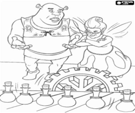 Shrek 2 Coloring Pages - Democraciaejustica