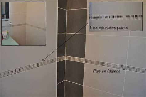 prolongation d une frise dans une salle de bain photo de 6 enduits et effets decoratifs