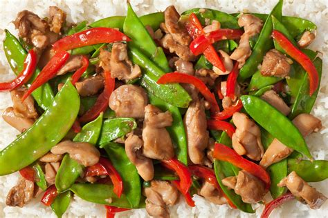 chicken stir fry recipes easy chicken stir fry recipe with frozen vegetables
