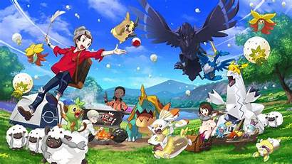 Pokemon Sword Shield Catch