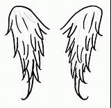 Wings Angel Coloring Drawing Cross Wing Draw Drawings Simple Crosses Step Pencil Angels Clipart Deviantart Clipartmag Clipartbest Hearts Popular Clip sketch template
