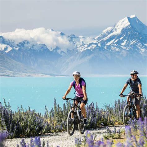 cycling mountain biking  zealand