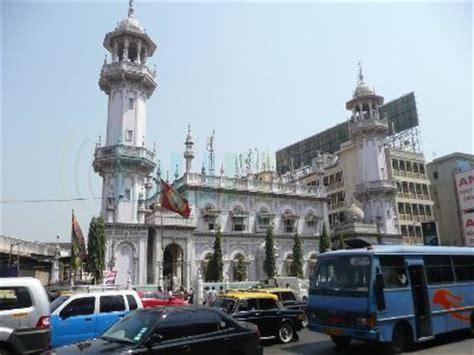 mumbai walking  markets  religious sites