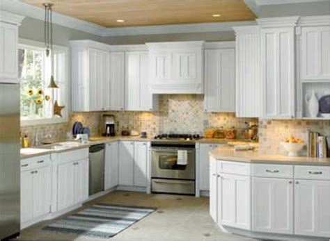 backsplash ideas for white kitchens favorite white kitchen cabinets to renew your home interior midcityeast