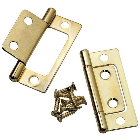 mortise hinges flat tip