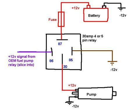 Fuel Pump Electric Diagram Rennlist Discussion Forums