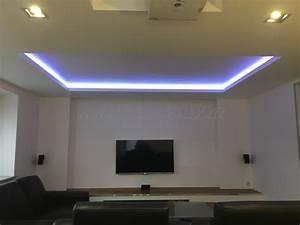 Ruban A Led : d coration en ruban led et fibre optique lumineuse ~ Edinachiropracticcenter.com Idées de Décoration