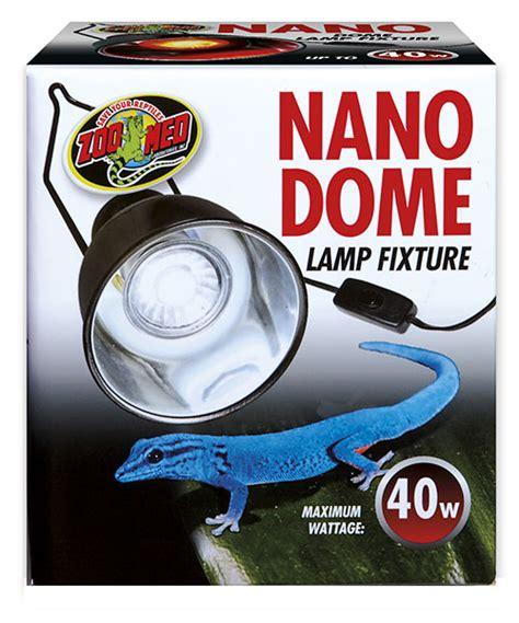 zoo med nano dome l fixture