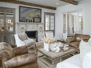 30 Magnificent French Farmhouse Living Room Decor Ideas