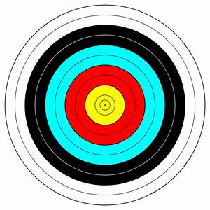 Archery Sports Clipart Pictures Royalty Free   Clipart ...