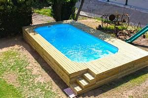Piscine Hors Sol Resine : galer a piscinas de fibra poli ster piscina plus ~ Melissatoandfro.com Idées de Décoration