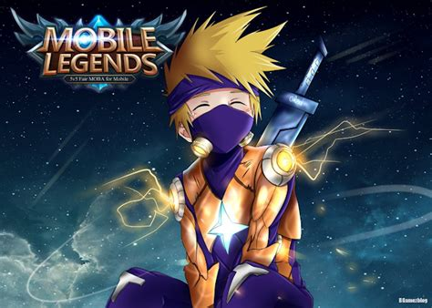New Moba Versi Anime Android Keren Guys 3 Mobile Legends Most Difficult To Use Newbies