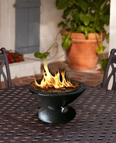 tabletop gas pit table top gas pit a creative