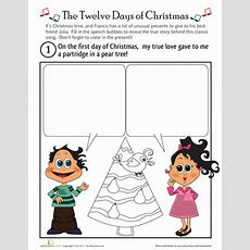 New 785 First Grade Holiday Worksheets  Firstgrade Worksheet