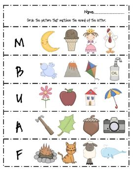 language arts activities for preschoolers alphabet pack worksheets free by grade fanatics tpt 498