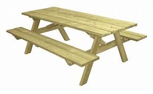Table Picnic Bois Pas Cher : table picnic en bois pas cher chez france collectivit s france collectivit s ~ Melissatoandfro.com Idées de Décoration
