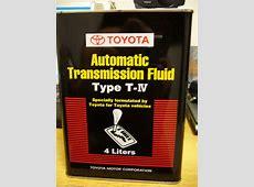 Transmission Fluid For Toyota Honda For Sale MCF