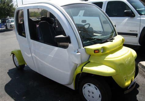 Neighborhood Electric Vehicle by Neighborhood Electric Vehicles Take Us By The