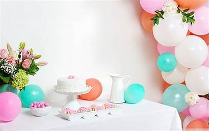Birthday Party Wallpapers Background 4k Desktop Wide