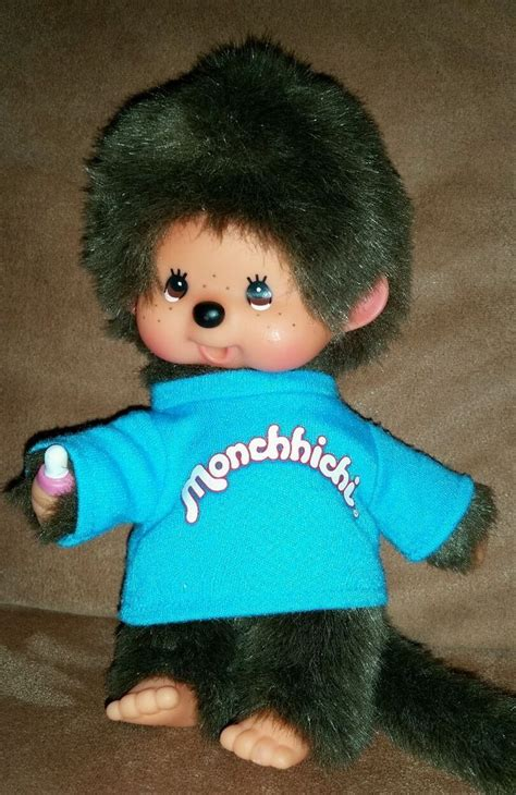 images  monchichi  pinterest toys kitsch