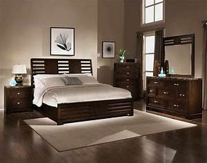 Interior bedroom best paint colors for small spaces brown for Best paint colors for bedroom with dark furniture