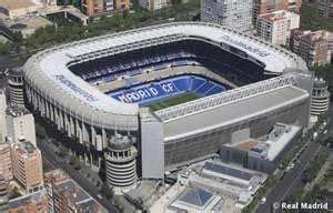 The Greatest Soccer Stadium in the World. El Santiago ...