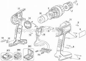 Black And Decker Fs18ps Parts List And Diagram