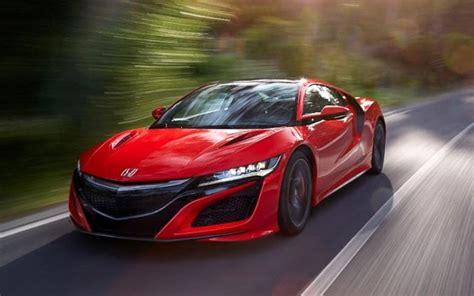 honda nsx review   hybrid supercar worth  wait