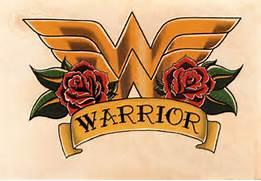 Wonder Woman Crest Ros...