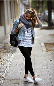 Denim Jackets. Cool Outfit Ideas