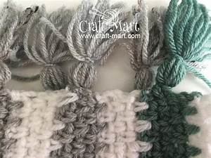Easy-to-crochet Baby Blanket Pattern  Moss Stitch